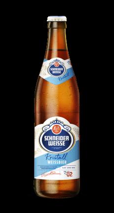 Schneider Weisse TAP2 Kristall Weizen