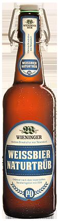 Wieninger Weissbier naturtrüb