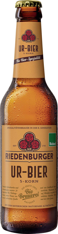 Riedenburger 5-Korn Ur-Bier