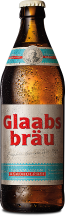 Glaabsbräu Hefeweizen alkoholfrei