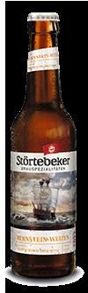 Störtebeker Bernstein Weizen Alkoholfrei