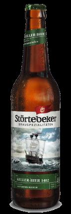 Störtebeker Keller Bier 1402