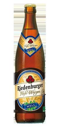 Riedenburger Hefe-Weizen Hell