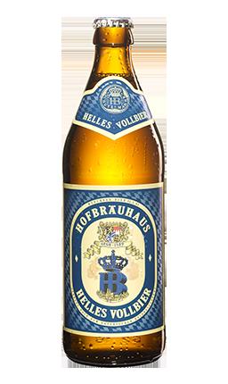 Hofbräu Helles Vollbier